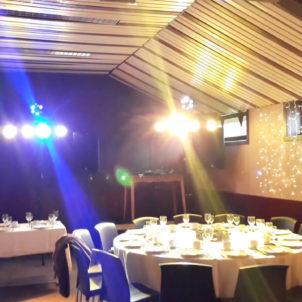December 2017 – Oudejaarovergang – Zwalm – Cafe Ysebaert