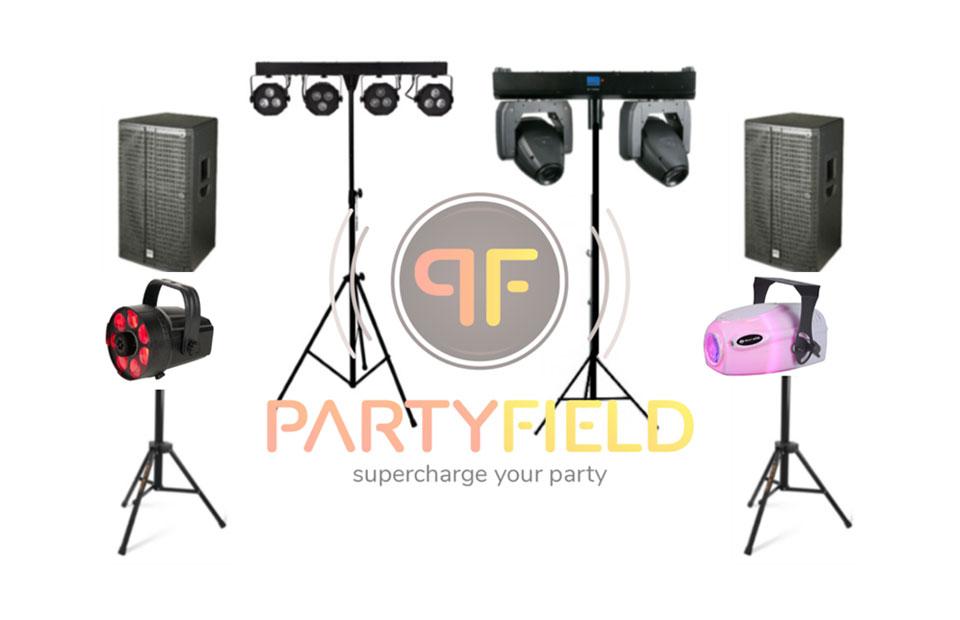 partyfield-verhuur-aanbod-pakketten-Licht_geluid_basis_set