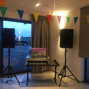 Oktober 2018 – Verjaardagsparty – Café N'haze – Sint-Maria-Oudenhove