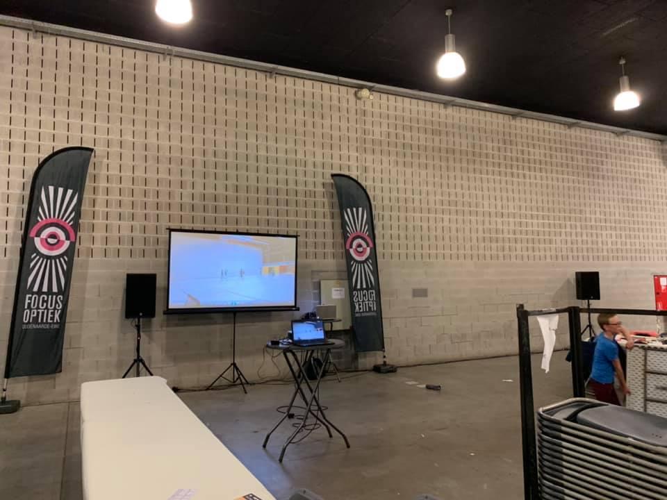 April 2019 – Eetfestijn MVC Focus Optiek Eine – Oudenaarde – Qubus