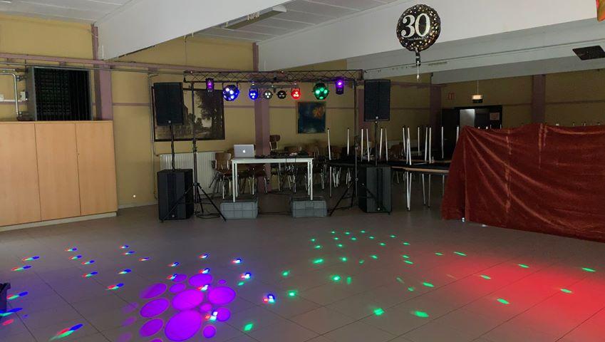Juli 2019 – Verjaardagsparty – Zwalm – Parociaal centrum