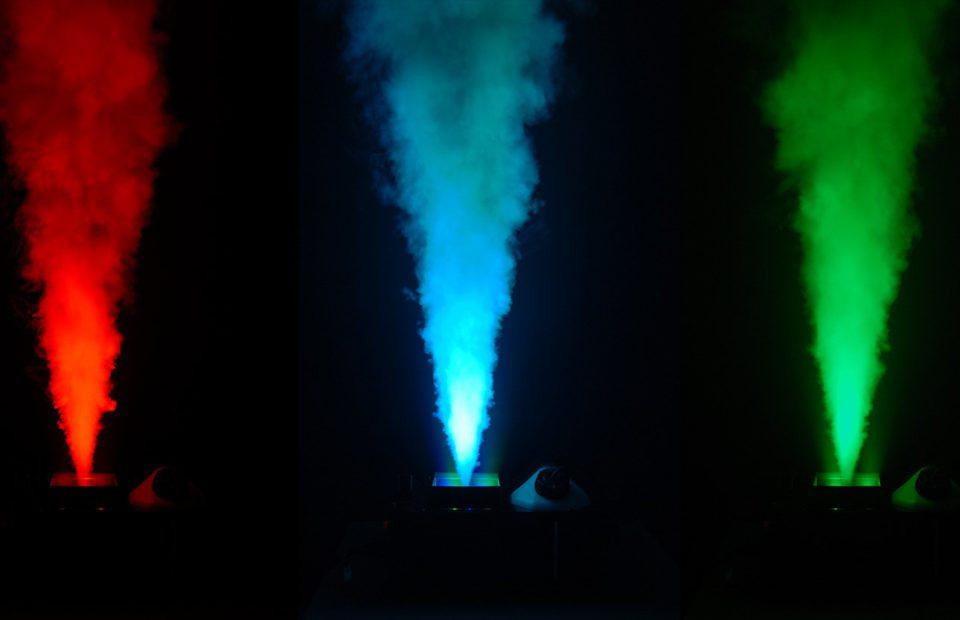 RGB Rookmachine