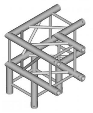 Vierkantstruss C30-LD 90°
